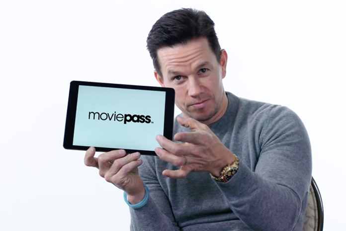 Wahlberg plans MoviePass doco series