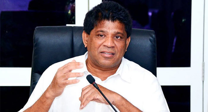 Ajith Mannapperuma to fill Ranjan's seat