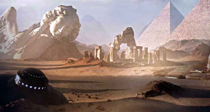 """Cobra Kai"" Team plan ""Ancient Aliens"" film"