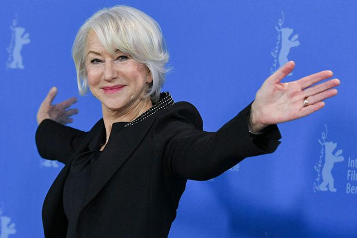 Helen Mirren to play Golda Meir
