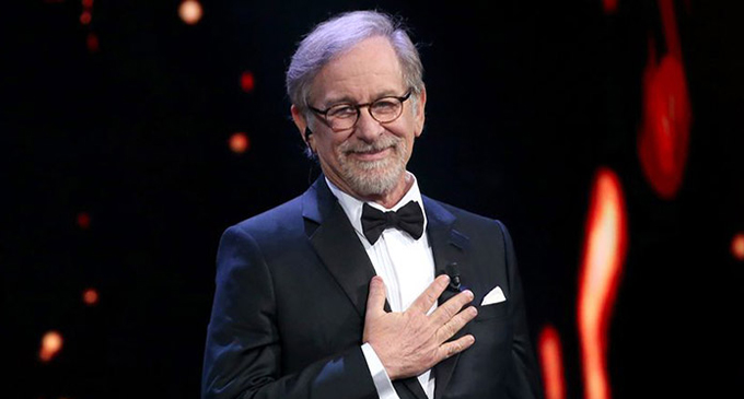 Spielberg casting 2 young Spielbergs
