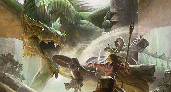 """""""Dungeons and Dragons"""" begins shooting"""