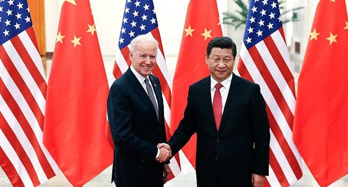 US Biden and China's Xi hold first call in seven months