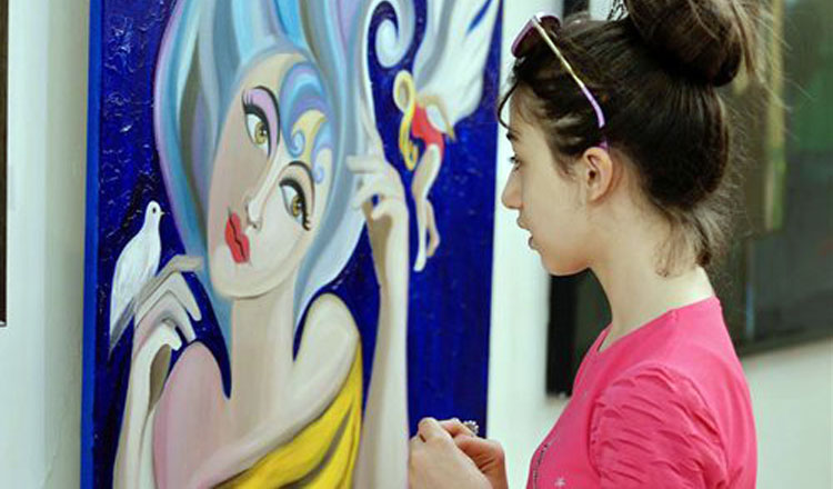 Plastic art exhibition for Syrian artists to launch in Sulaymaniyah