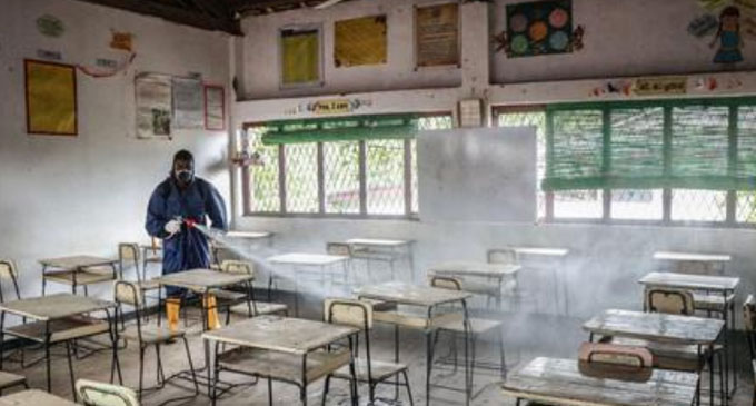 Technical committee recommends schools start in October