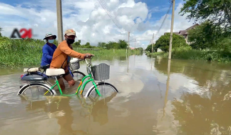 Thai Govt. launches emergency plan to reduce flood disasters